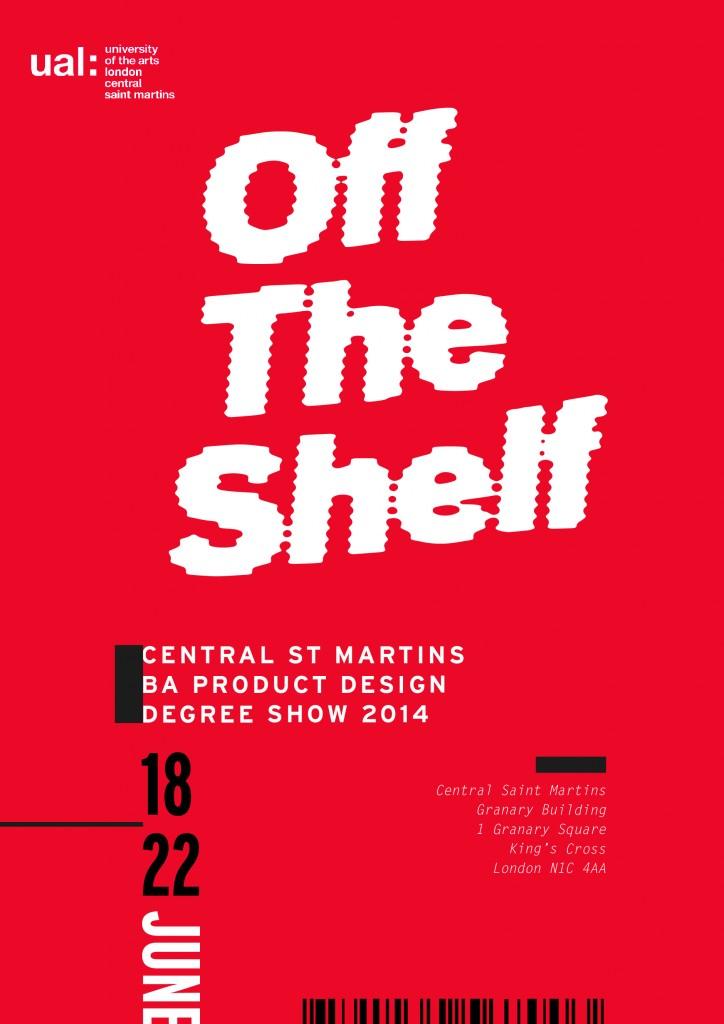 St Martins Design | Troels Flensted Central Saint Martins Product Design Degree Show